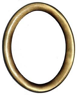 Marco esmalte bronce B01