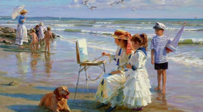 Colección esmaltes Alexander Averin